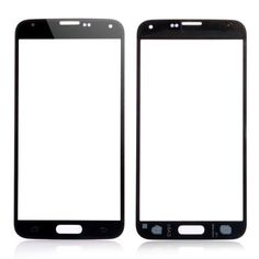 awesome Genuine New LCD Front Screen Outer Glass Lens Replacement for Samsung Galaxy S5 (Black)