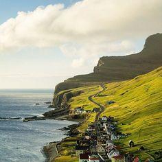 Dunvegan Head, on the Isle of Skye.