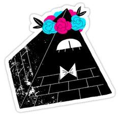 Gravity Falls Bill Cipher by desmormos