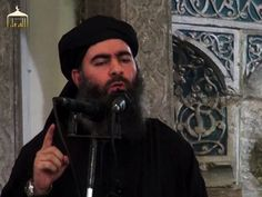 Islamic State releases purported audio message from Abu Bakr al-Baghdadi asking militants to 'have patience'