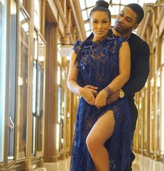 Photos: Rapper Nelly and his longtime girlfriend Shantell Jackson in Paris Black Celebrity Couples, Black Couples Goals, Couples In Love, Power Couples, Black Man White Girl, Black Love, White Girls, Black Celebrities, Beautiful Celebrities