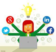 Community Manager. Una profesión multi-tarea. Medios sociales, marketing online, publicidad.