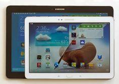 Specification Comparison: Samsung Galaxy Note Pro 12.2 vs. Samsung Galaxy Note 10.1 2014 Edition