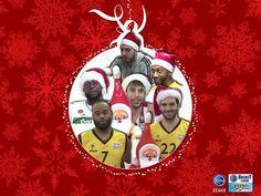 Καλές Γιορτές από τον ΕΣΑΚΕ και τα «αστέρια» της Basket League ΣΚΡΑΤΣ