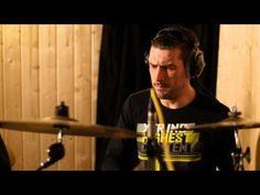 Ciao Tympans en studio : Batterie - YouTube