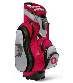 Best Sale Ohio State Buckeyes Cart Bag by Sun Mountain 55406a70d