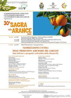 Sagra delle arance: il programma 2014 - http://blog.rodigarganico.info/2014/eventi/sagra-delle-arance-programma-2014/