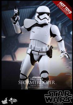 ToyzMag.com » Star Wars: TFA First Order Stormtrooper Squad Leader