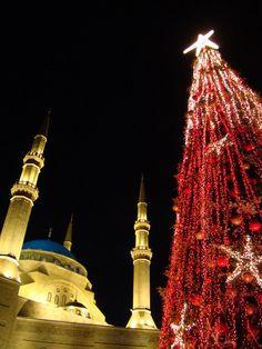 Beirut Christmas