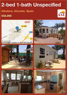 2-bed 1-bath Unspecified in Albatera, Alicante, Spain ►€32,000 #PropertyForSaleInSpain