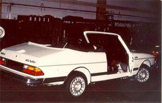 OG | Saab 900 Cabriolet | Prototype dated 1985