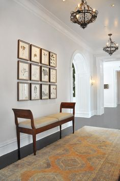 Uncluttered Beauty -- East Georgian estate by Kathleen Clements and Briggs Edward Solomon
