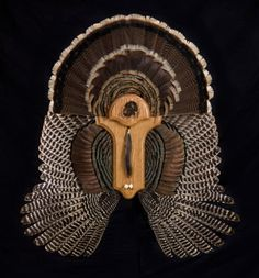 There's no better way to remember and celebrate your hunt than mounting a turkey fan and beard. Learn how to do it yourself using this guide.