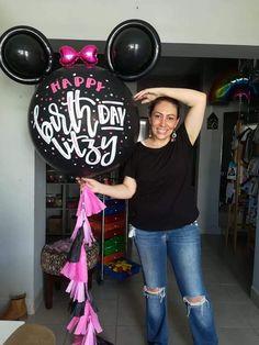 Balloon Columns, Balloon Arch, Big Balloons, Birthday Balloons, 36th Birthday, Balloon Delivery, Balloon Gift, Ideas Para Fiestas, Balloon Bouquet