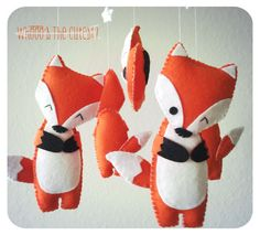 Hey, I found this really awesome Etsy listing at https://www.etsy.com/listing/241880669/baby-mobile-orange-fox-baby-mobile