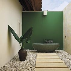 Outside oomph Much like the impact a bold-colored front door has on a home's curb appeal, an exterior accent wall, depending on the architec...