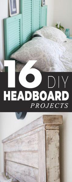 16 DIY Headboard Pro