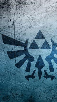 Zelda phone wallpaper