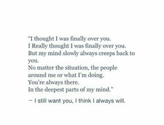I think I missed his presence. Quotes Thoughts, Quotes Deep Feelings, Hurt Quotes, Real Quotes, Quotes For Him, Lyric Quotes, Mood Quotes, Life Quotes, Big Heart Quotes