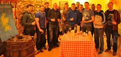 Stag group Whisky Tasting at Winton