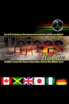 Voices Riddim Compilation available on www.iandisoundproductions.com Canadian Artists, Itunes, The Voice, Singer, Ms, Amazon, Reading, Books, Amazons