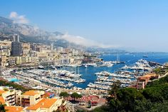 Monaco may be the world's second smallest country, but it has an enormous and grand reputation. Located on the Mediterranean Sea, close to the Italian Riviera but surrounded by France, Monaco is its own principality with its own appeal. Short Vacation, Vacation Spots, Tenerife, Villa Kerylos, 2 Week Europe Itinerary, Monaco, European Road Trip, Villefranche Sur Mer, Voyage Europe