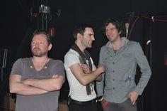 The Voice final: Snow Patrol waits backstage