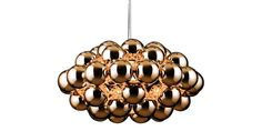 Innermost Beads Ceiling Light - Octo Copper