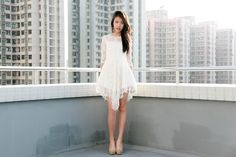 Cute and sweet dress
