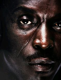 Michael Kenneth Williams as Omar in The Wire. I fucking love Omar