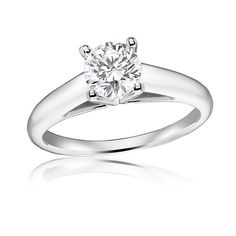 Canadian Ice Diamond Engagement Rings