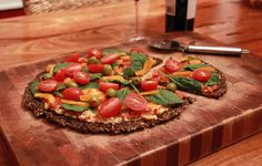 FATTY LIVER DIET FOODS - Raw Pizza with Walnut Crust. Cure fatty liver disease by following a liver cleansing raw food diet & completing a series of liver flushes. The liver flush is the most popular & effective natural treatment for liver disease including fatty liver, liver fibrosis & cirrhosis of the liver. Learn how now https://www.youtube.com/watch?v=EC9ewx7LsGw I LIVER YOU