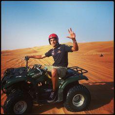 Desert BBQ & Dune Buggy at Nad Al Hamar ند الحمر