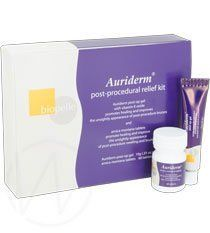 Auriderm Post-Procedural Relief Kit by AURIDERM. $45.90. Auriderm Post-Procedural Relief Kit