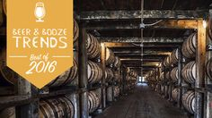 Best Beer and Booze Trends of 2016 - Check out the top trends in beer and booze from 2016.