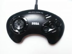 Megadrive Official Original Sega Controller