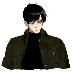 Twitter Handsome Anime Guys, Hot Anime Guys, Cute Anime Boy, Anime Boy Hair, Anime Girls, Manga Boy, Manga Anime, Anime Art, Character Inspiration