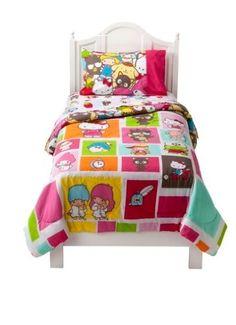 Hello Kitty Sanrio Friends [Little Twin Stars, Purin, Badtz Maru, Pekkle, Pochacco, Tuxedo Sam, Chococat, Patty & Jimmy, My Melody, Keroppi]
