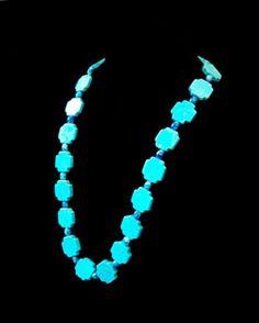 Denim Blue's Necklace  $36.00    www.sagebrushsirens.com