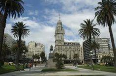 Plaza Independencia, Uruguay