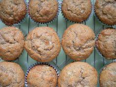 Food Geek Friday: Banana Muffins