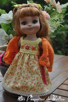 Vide-Dressing poupées 25 cm