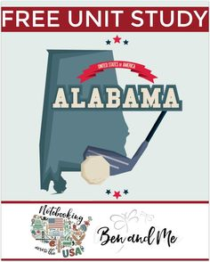 Alabama state study alabama activities and social studies free alabama unit study for grades 3 8 learn about the heart fandeluxe Image collections