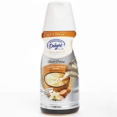 Use these daily love em!!!~~Best Coffee Creamer: International Delight Inspirations Breve Creme Coffee Creamer