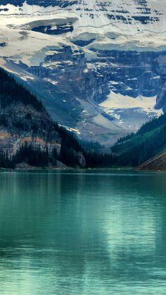 Iphone Wallpaper Lake louise photography calm water wallpaper Hd - Best Home Design Ideas