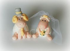 wedded sheep