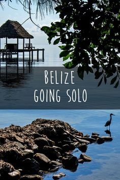 Thinking about traveling or moving overseas on your own? We show you how it is possible to successfully go solo to Belize and live the life you have always dreamed. #Belize #Dreambig