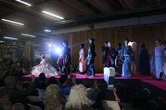Cahier de texte MANAA: * Défilé-performance au salon Emmaüs Paris-Expo