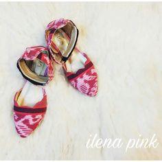 Saya menjual Flatshoes BIA Ilena Pink seharga Rp179.000. Dapatkan produk ini hanya di Shopee! https://shopee.co.id/sylviaoryza/173589290 #ShopeeID