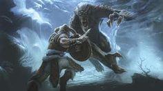 Skyrim-ice troll